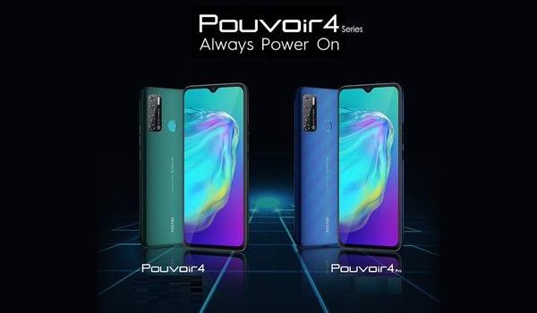 TECNO Pouvoir 4 and Pouvoir 4 Pro