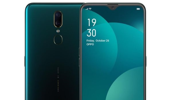 OPPO A9 affordable smartphones with a good camera