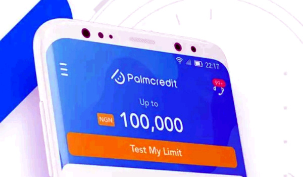palm credit loan app