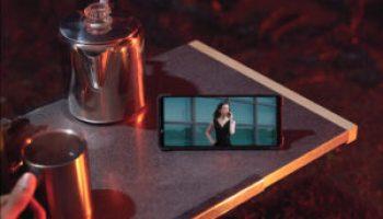 The Sony Xperia 1 II