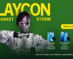 OPPO Market Storm with Laycon