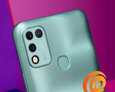 Infinix hot 10 play in nigeria main camera fingerprint scanner