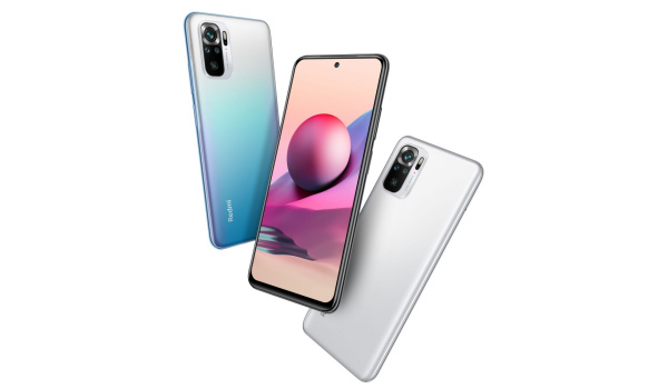 Xiaomi Redmi note 10 pro 108mp camera super AMOLED display