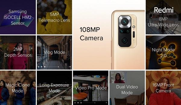 redmi note 10 pro max 108 mp camera