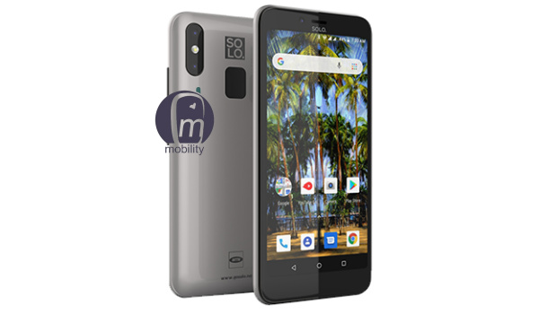 SoloPhone MTN 7a aka SOLO Inspire U5 Plus grey