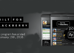 More woes for BB 10 as BlackBerry shuts down Built for BlackBerry program 20