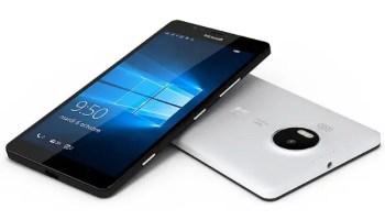 Lumia 950 XL Windows Phone