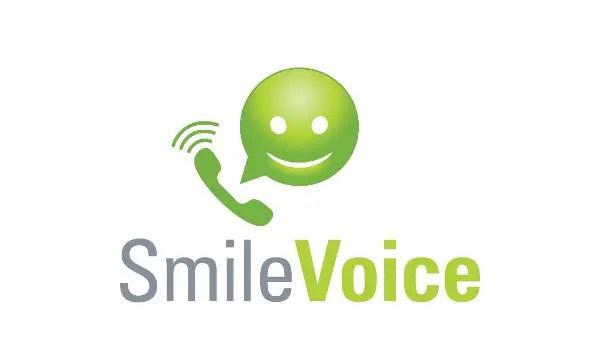SmileVoice logo
