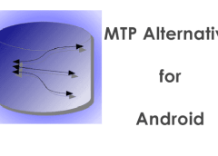 USB MTP Alternative