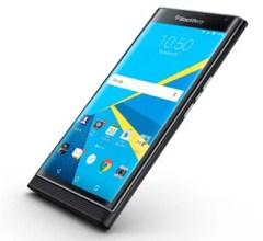 BlackBerry Priv to get Marshmallow update soon 6