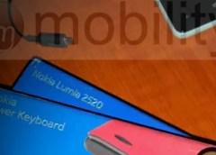 lumia 2520 factory fault