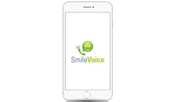download smilevoice app on phone