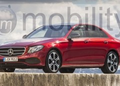 Lady in Red! The 2017 Mercedes-Benz E-Class 55