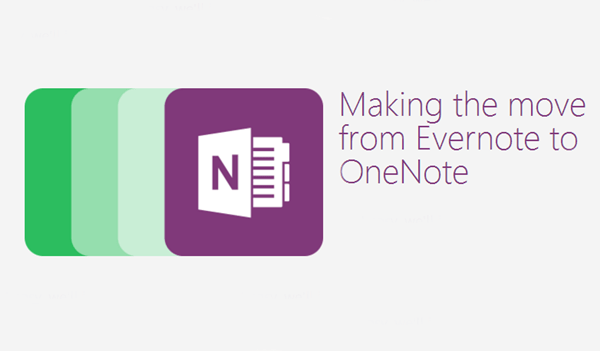This is how you can now easily move your notes from Evernote to OneNote 14