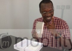 Mister Mo gets goofy unboxing the TECNO Droipad 7C Pro 1