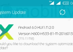 Marshmallow Update for Infinix Note 2 now available OTA 1