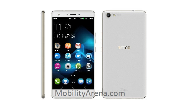 tecno boom j8 specifications