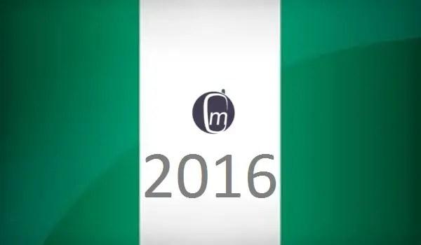Nigeria's Smartphone Penetration [2016]