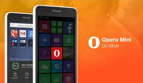 Here are Opera's plans for Opera Mini for Windows Phones 15