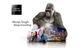 Gorilla Glass' competitors