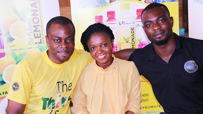cofounders of wilson lemonade juice on the startup show