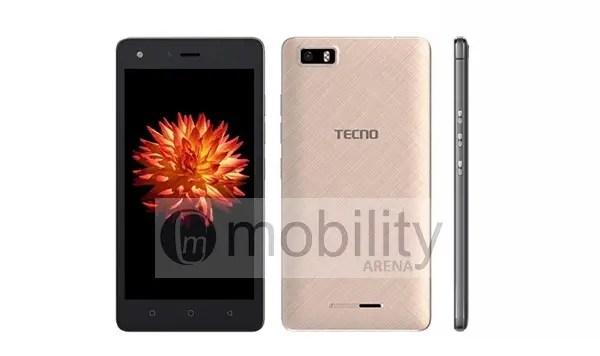 TECNO W3 specifications