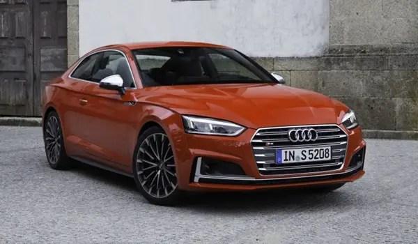 2017 Audi S5 1