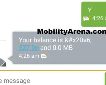 SmileVoice app SMS
