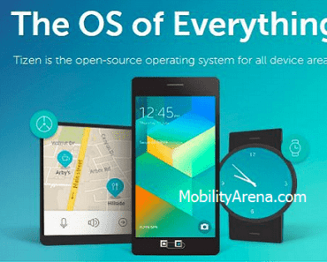 Tizen OS of everything