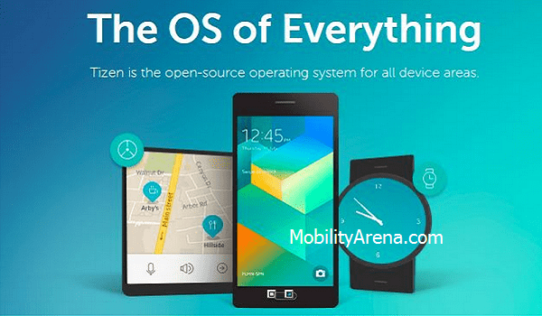 Tizen OS of everything