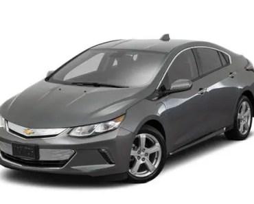 2017 Chevrolet Volt 1
