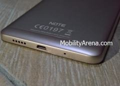 5 minutes fast charge - Infinix Note 3-min