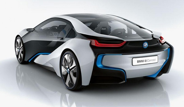 The Next Generation Bmw I8 Is An Electric Supercar Mobilityarena