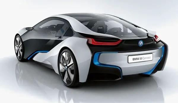 Bmw Electric Car I Top Speed