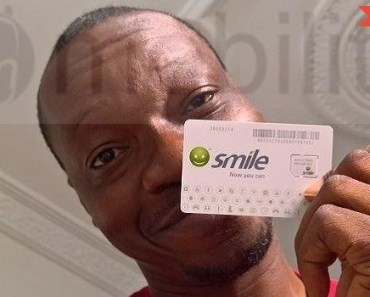 Smile 4G SIM - now you cant