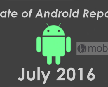 State of Android report July