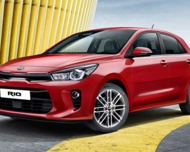 The 2017 Kia Rio is looking elegant in these new photos 1