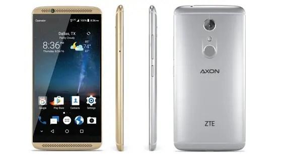 ZTE Axon 7 Specifications