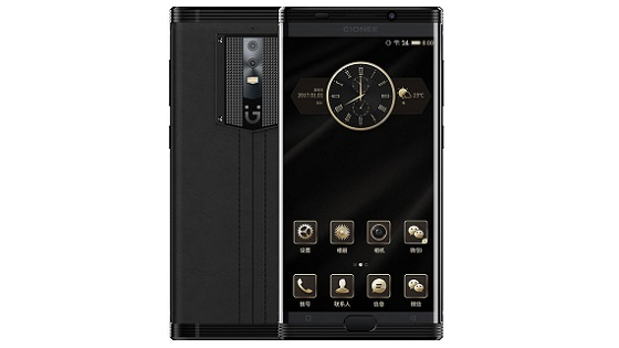 Gionee m2017 specifications