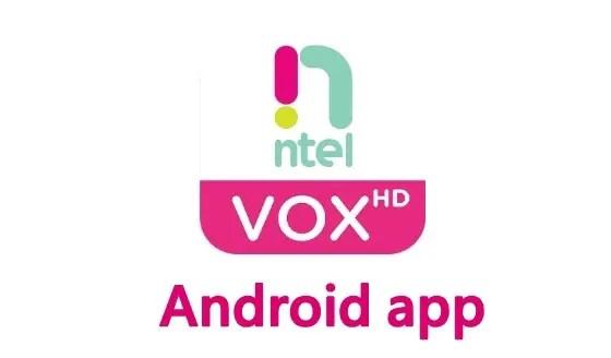 ntel VOXHD app
