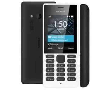 Nokia 150 Specifications