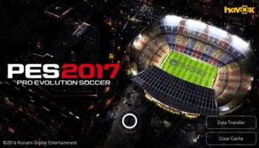 pes 2017 mobile phone game download
