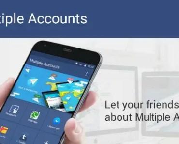 run multiple accounts