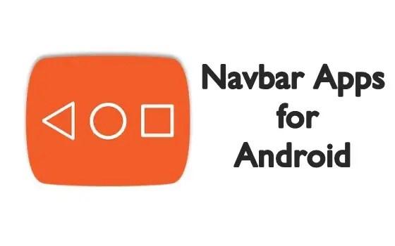 Navbar app