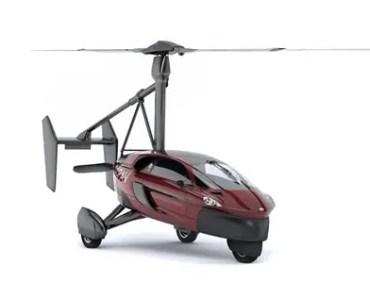 PALC Liberty Flying Car