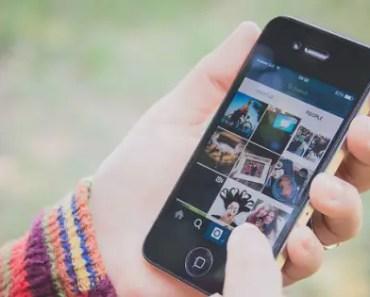 instagram photo albums