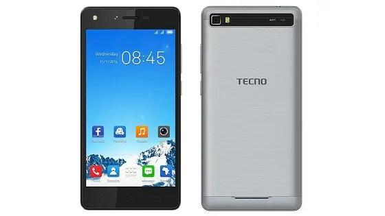TECNO L8 Lite - Full phone specs and price