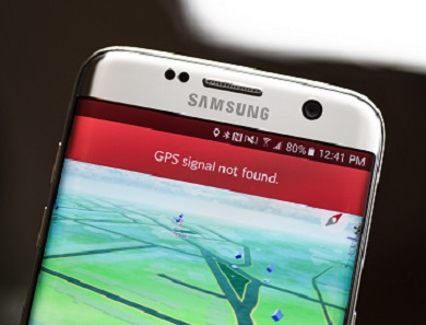 track a mobile number's location without GPS signal