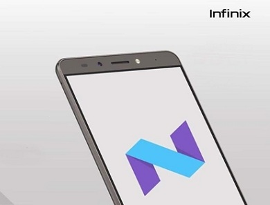 Infinix Android 7 update