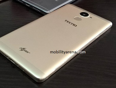 TECNO L9 Plus back table